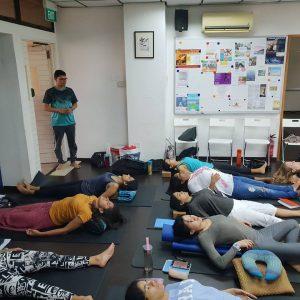Rules of Yoga Classroom