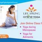 Online Yoga Program – Fight corona