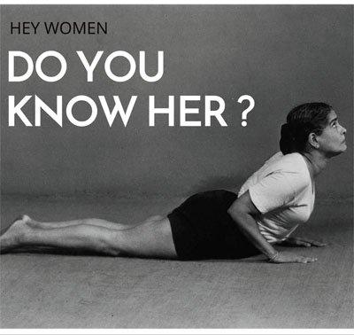 First Female Yoga Guru – Sitadevi ji