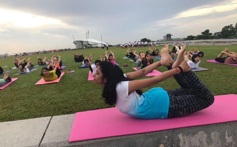 Yoga Studio in Vadodara - Life Spring Yoga Studio in Vadodara