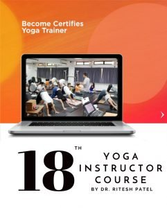 yoga instructor course 18th